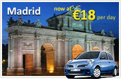 Madrid Car Rental
